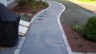 12-Formal bluestone patio with granite cobble edging (1)