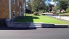 18-Driveway retaining wall with granite steps (1)