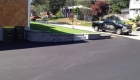 20-Driveway retaining wall with granite steps (3)
