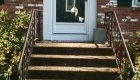 21-Veneer over old stairs using cultured stone and granite treads (2)