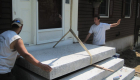 3-Granite-slab-installation