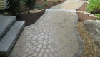 31-Techo Allegro walkway with granite steps and circle entry (1)