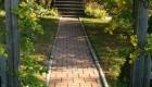 34-traditional clay herringbone walkway with new veneered stairway (2)