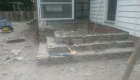 46-Pennsylvania fieldstone 2 way step-off with bluestone treads and under lighting (3)