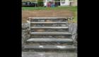 6-Ledgestone steps with bluestone treads (1)